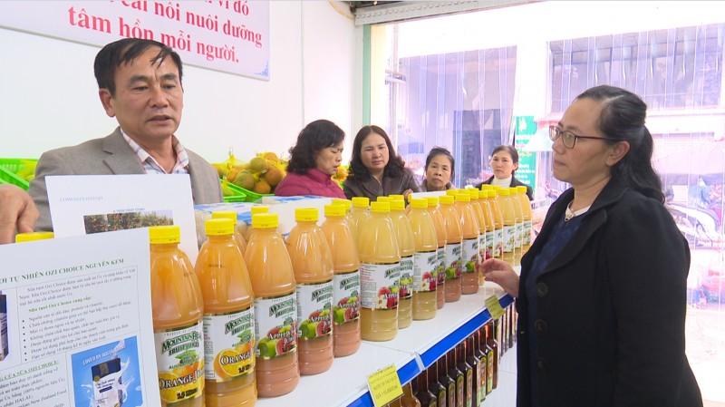 Nỗ lực đưa hàng Việt đến với người tiêu dùng