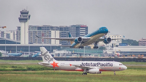 Jetstar Pacific đổi tên thương hiệu thành Pacific Airlines