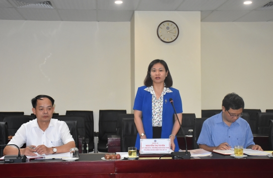 Đảng bộ Cục Hải quan Hà Nội chuẩn bị tốt mọi điều kiện để tổ chức thành công Đại hội