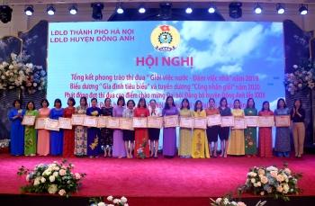 Tôn vinh giá trị nữ công nhân viên chức lao động