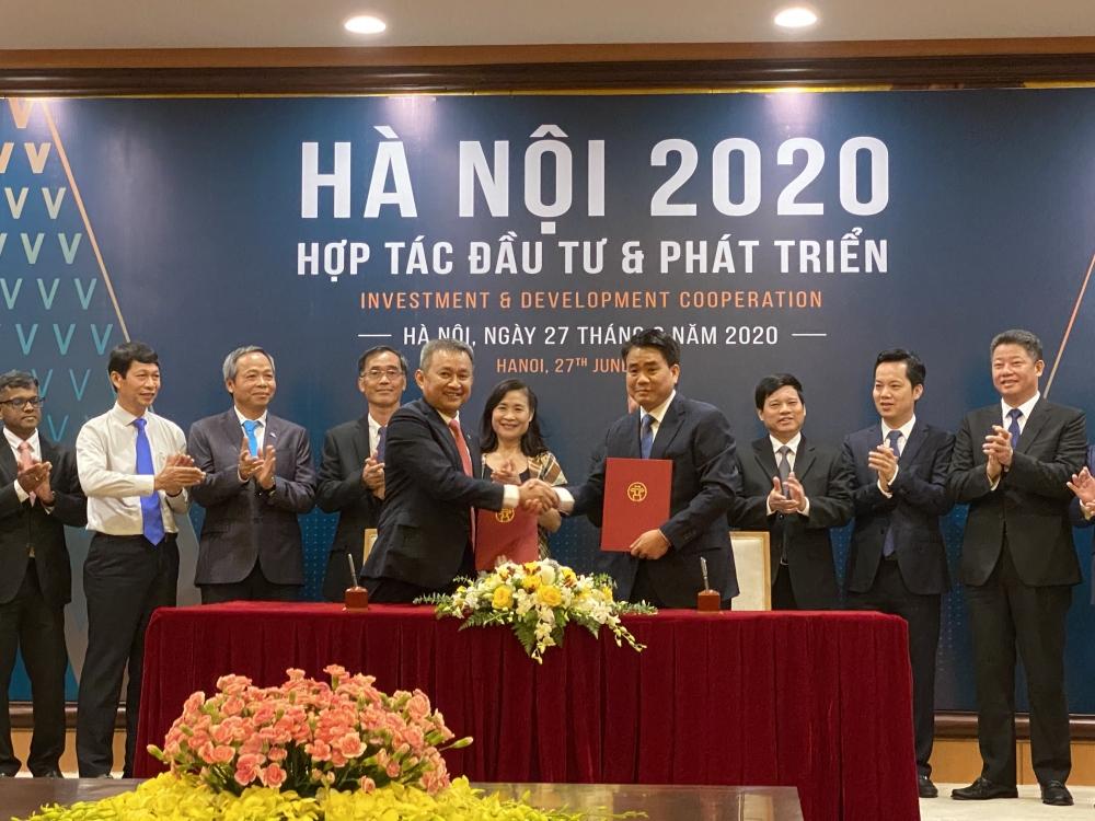 Hà Nội bắt tay cùng Vietnam Airlines phục hồi ngành du lịch