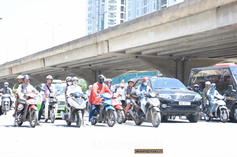 Hà Nội: Khu vực Tân Mai có chất lượng không khí tốt nhất tuần