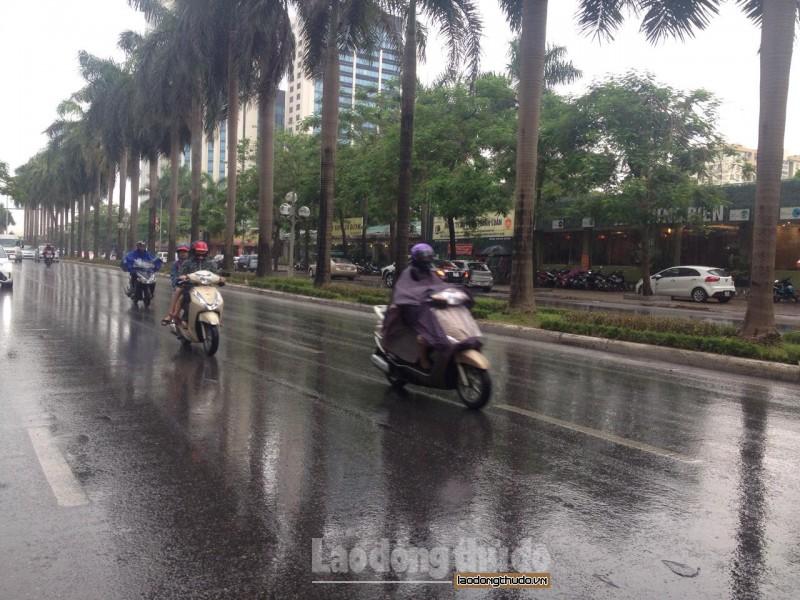 Hà Nội: Không còn khu vực có chất lượng không khí xấu