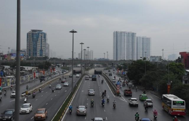 Thời tiết thất thường khiến chất lượng không khí giảm