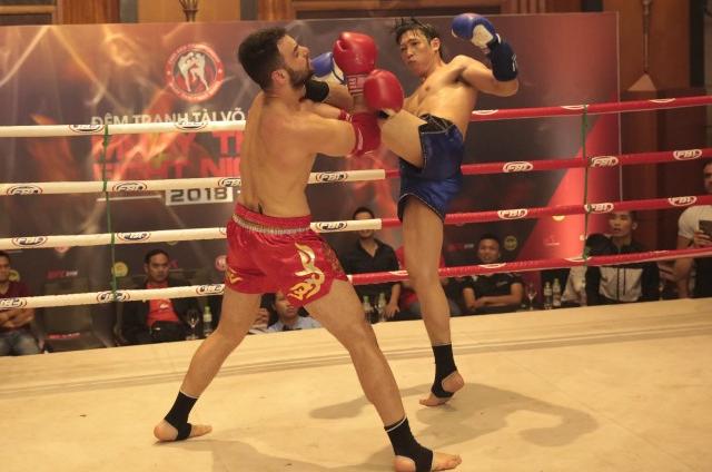 Khơi dậy niềm đam mê bộ môn Muay Thái