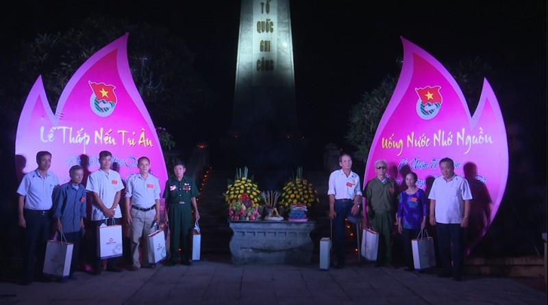 Thiết thực các hoạt động kỷ niệm 71 năm ngày Thương binh liệt sỹ