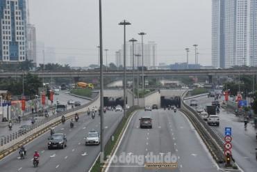 Hà Nội: Chất lượng không khí tại tất cả các trạm quan trắc ở mức kém
