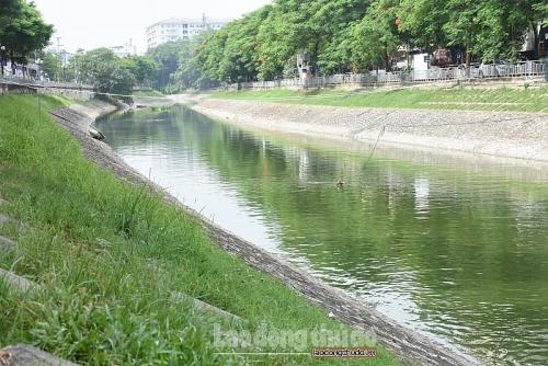 """Sông Tô Lịch đang """"hồi sinh"""""""