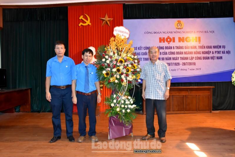 cong doan nganh nong nghiep va ptnt ha noi trien khai hieu qua hoat dong cham lo cho nguoi lao dong