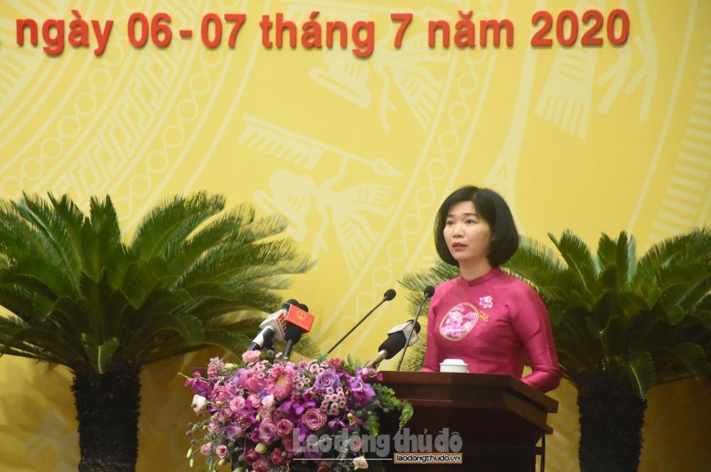Hội đồng nhân dân thành phố Hà Nội: Phát huy sự đổi mới, dân chủ, trách nhiệm, hiệu quả, vì dân
