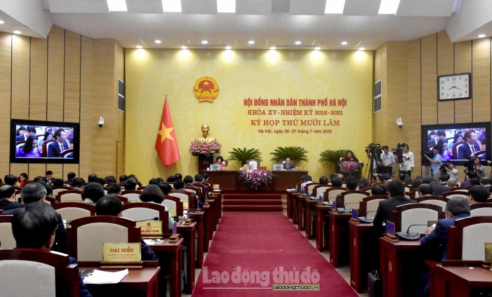 Thông qua Nghị quyết về nhiệm vụ trọng tâm phát triển kinh tế xã hội 6 tháng cuối năm 2020