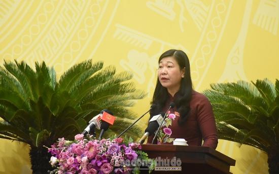 """Hà Nội: Nhân dân đánh giá cao việc thực hiện """"mục tiêu kép"""" của thành phố"""