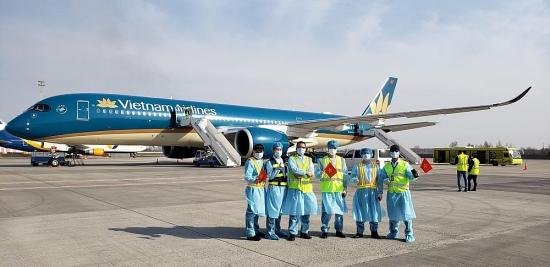 Vietnam Airlines tăng chuyến để vận chuyển hành khách đến, đi từ Đà Nẵng