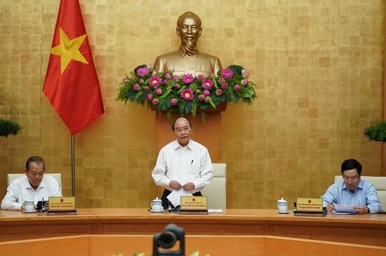 Thủ tướng Nguyễn Xuân Phúc: Bảo vệ tốt nhất tính mạng và sức khỏe nhân dân trước dịch Covid-19