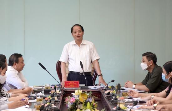 Tập trung xây dựng Kế hoạch thực hiện Nghị quyết 02 của Bộ Chính trị về đổi mới hoạt động Công đoàn trong tình hình mới