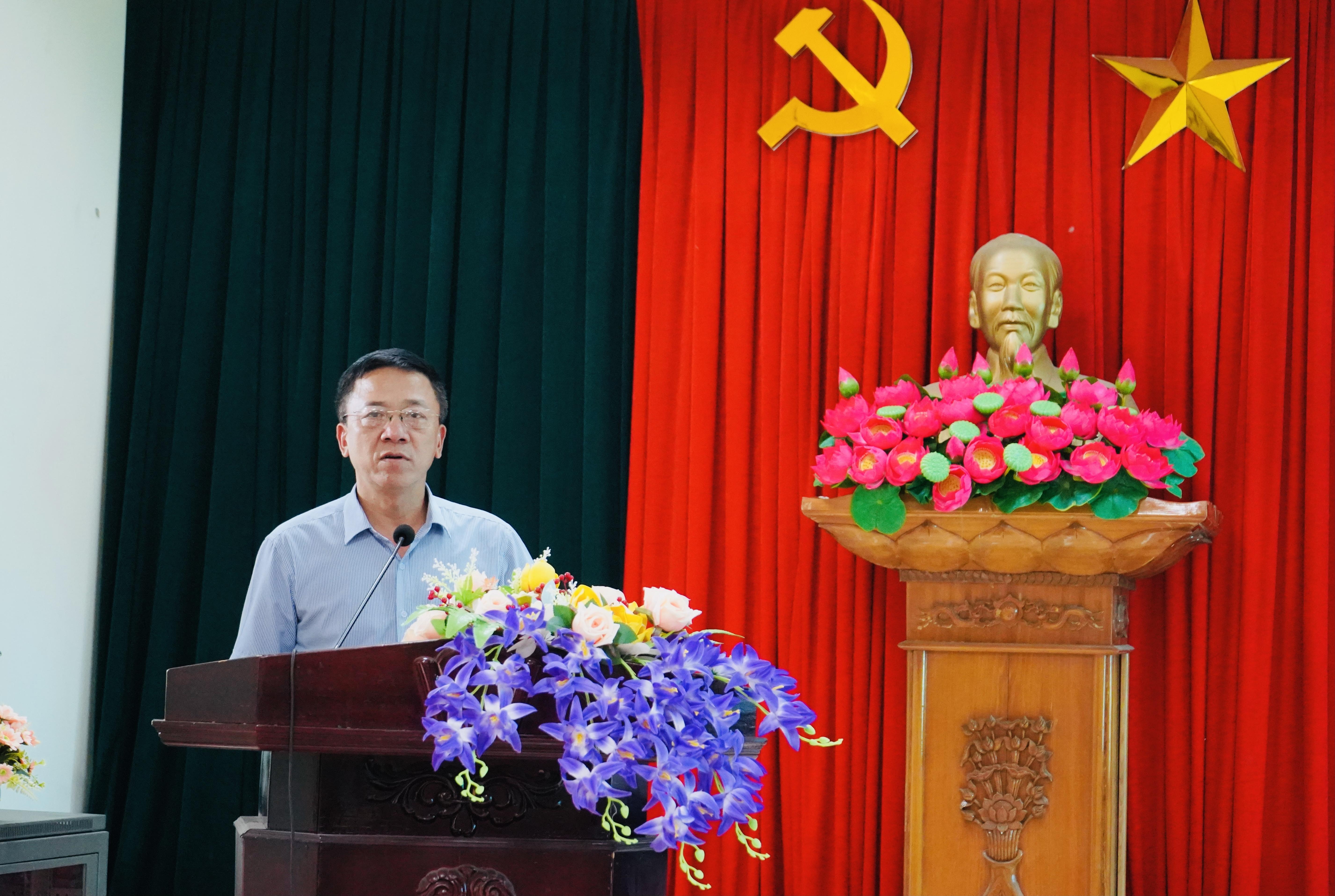 Liên đoàn Lao động huyện Phúc Thọ thành lập mới 3 Công đoàn cơ sở