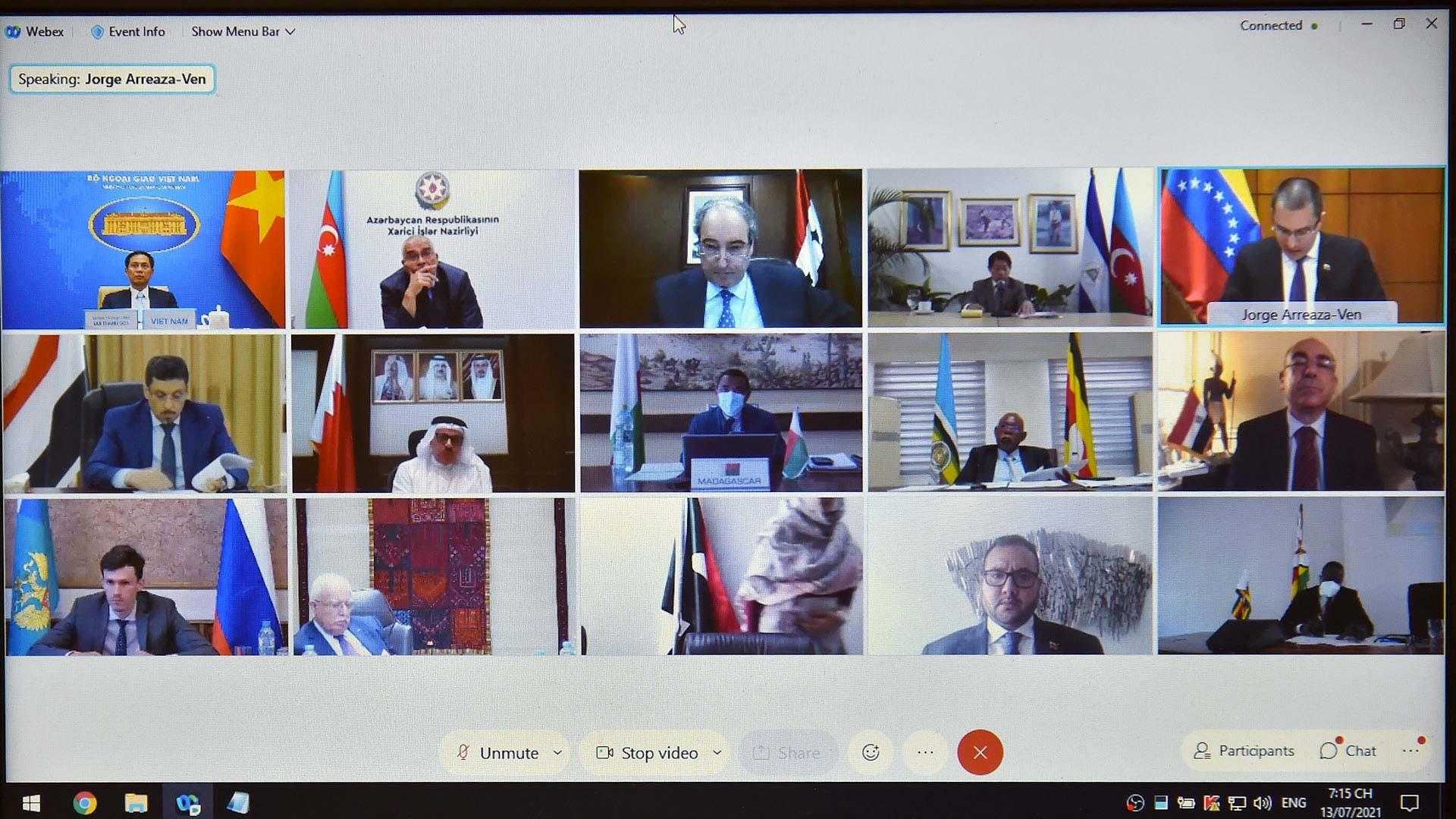 Phong trào Không liên kết - diễn đàn tăng cường hợp tác quốc tế nhằm giải quyết các thách thức toàn cầu