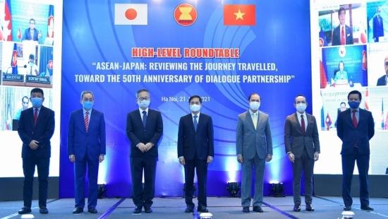 Xây dựng mối quan hệ tin cậy lẫn nhau và quan hệ đối tác bình đẳng giữa ASEAN và Nhật Bản