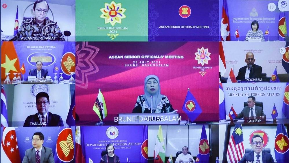 Các nước ASEAN cần đẩy mạnh triển khai kế hoạch mua sắm vắc xin