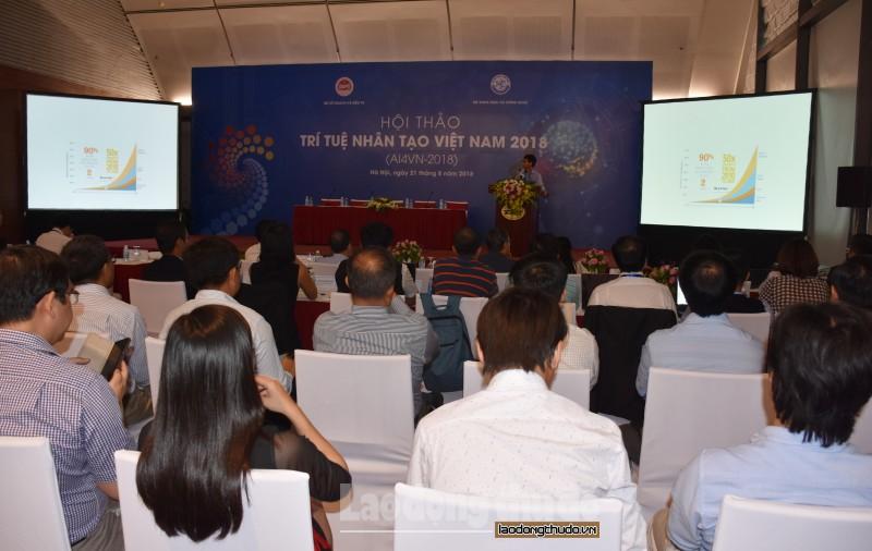 Đi tìm lời giải về phát triển trí tuệ nhân tạo Việt Nam