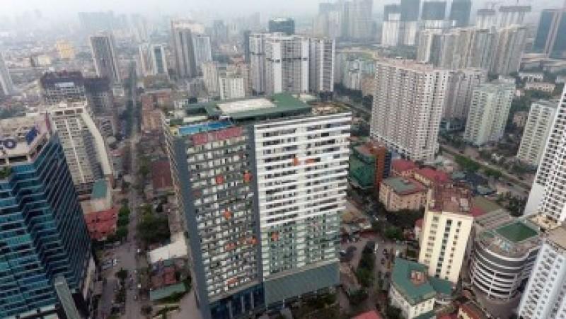 Hà Nội: Chất lượng không khíkhu vực Minh Khai liêntục ở mức kém