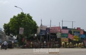 Hà Nội: Nhức nhối tình trạng vi phạm trật tự đô thị trên đường Nguyễn Xiển