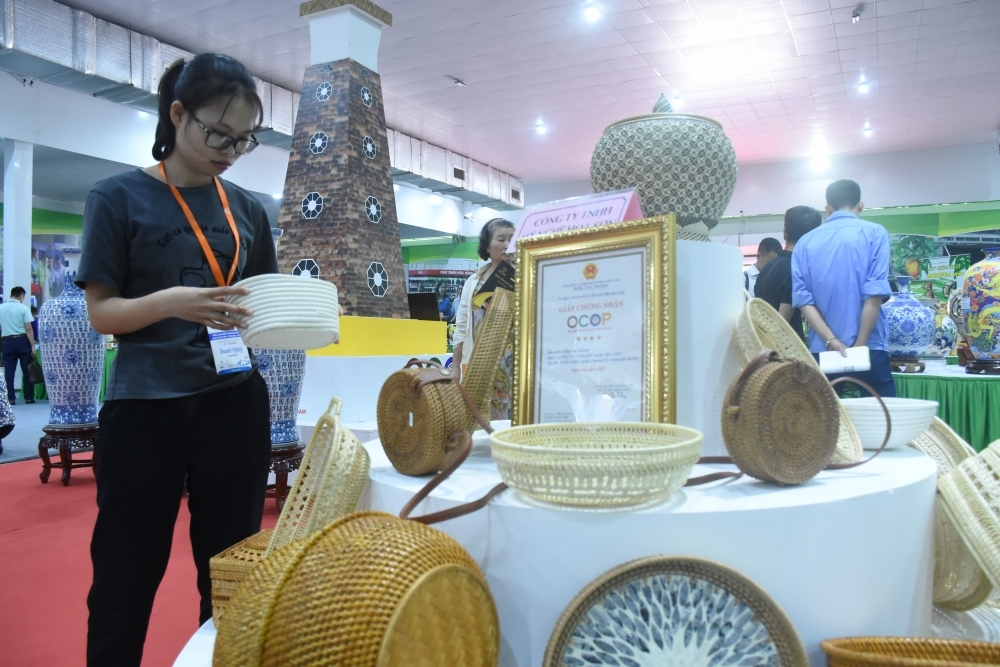 Hàng nghìn sản phẩm OCOP của các tỉnh miền Trung và Tây Nguyên sẽ hội tụ tại Thủ đô