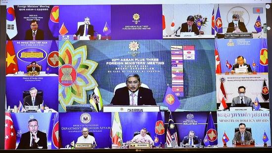 Trung Quốc, Nhật Bản, Hàn Quốc tiếp tục hỗ trợ các nước ASEAN tiếp cận vắc xin chống Covid-19