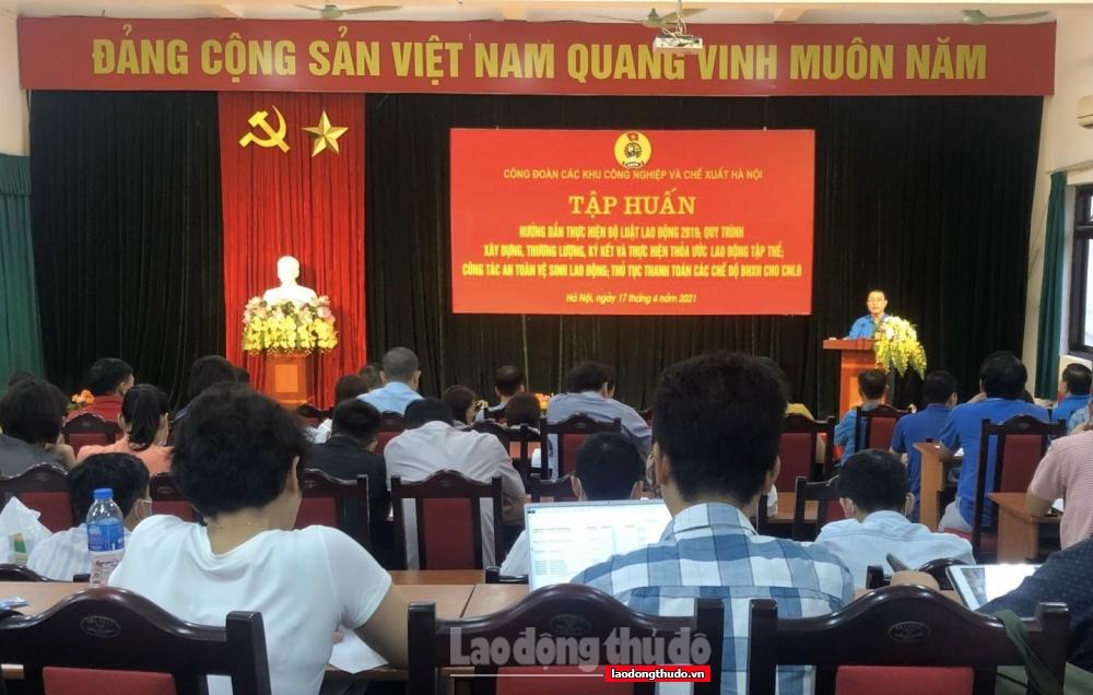 Kỳ 2: Đổi mới mạnh mẽ, thực chất tổ chức và hoạt động Công đoàn Thủ đô
