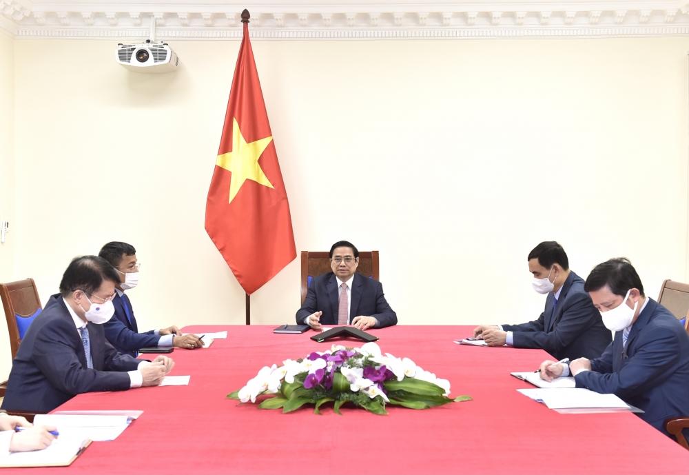 AstraZeneca cam kết đẩy mạnh cung ứng vắc xin cho Việt Nam