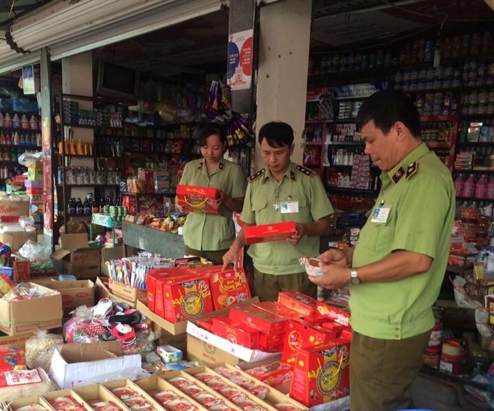 Chủ động đảm bảo an toàn thực phẩm để người dân yên tâm đón tết, vui xuân