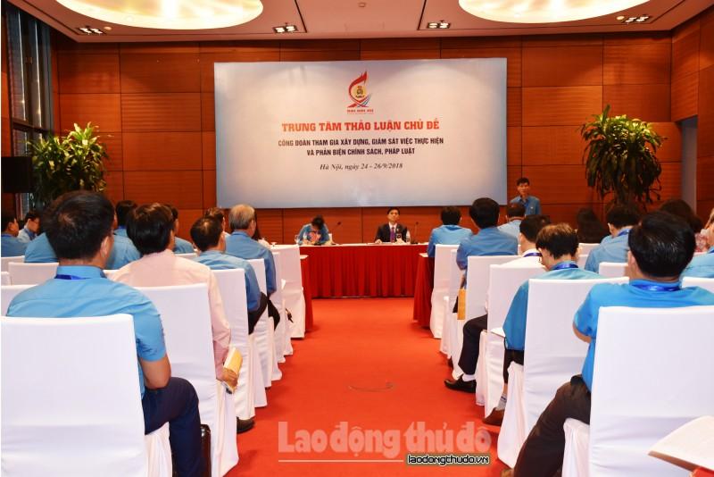 Hiến kế để nâng cao chất lượng hoạt động Công đoàn