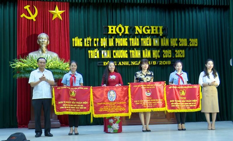 Khẳng định vai trò của tổ chức Đoàn, Đội trong công tác giáo dục đội viên