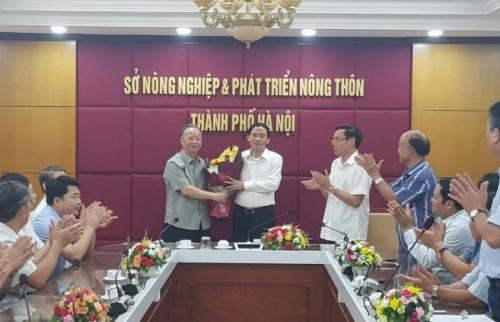 Bổ nhiệm Phó Giám đốc Sở Nông nghiệp và Phát triển nông thôn Hà Nội