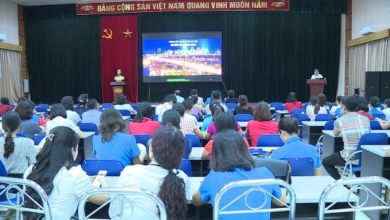 Bồi dưỡng nghiệp vụ công tác công đoàn cho 230 học viên