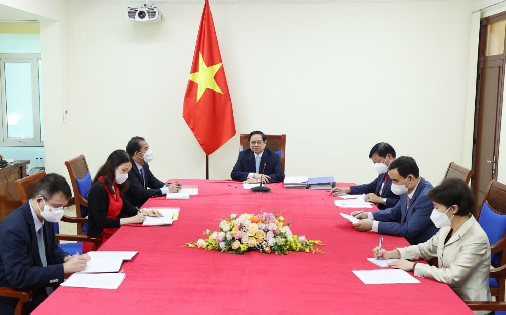Giám đốc điều hành COVAX: Việt Nam thực hiện tiêm chủng thông minh, khoa học, minh bạch, kịp thời và hiệu quả
