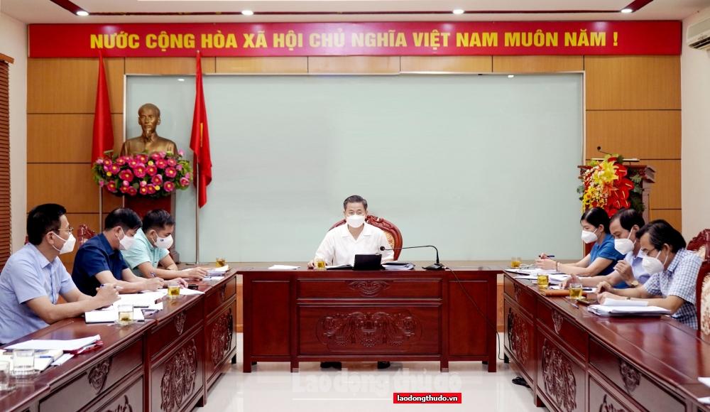 Chủ động phương án triển khai các nhiệm vụ trọng điểm của tổ chức Công đoàn Thủ đô