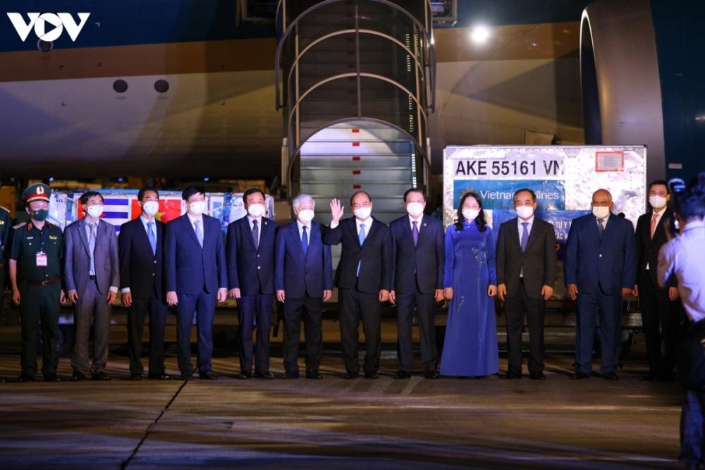 Những kết quả nổi bật trong chuyến thăm, làm việc của Chủ tịch nước Nguyễn Xuân Phúc tại CuBa và Hoa Kỳ