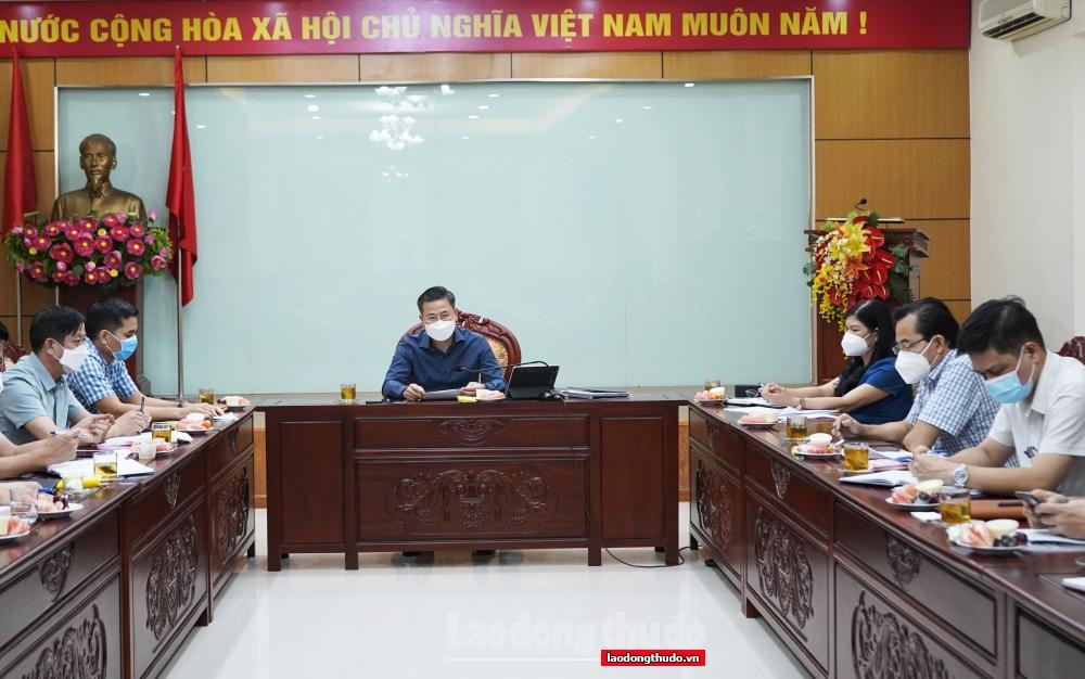 Triển khai Đề án thí điểm thành lập Văn phòng đại diện Công đoàn các Khu công nghiệp và Chế xuất Hà Nội