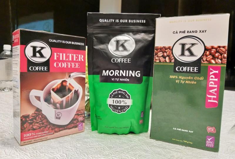 Phúc Sinh nỗ lực đưa cà phê 100% nguyên chất đến với người Việt