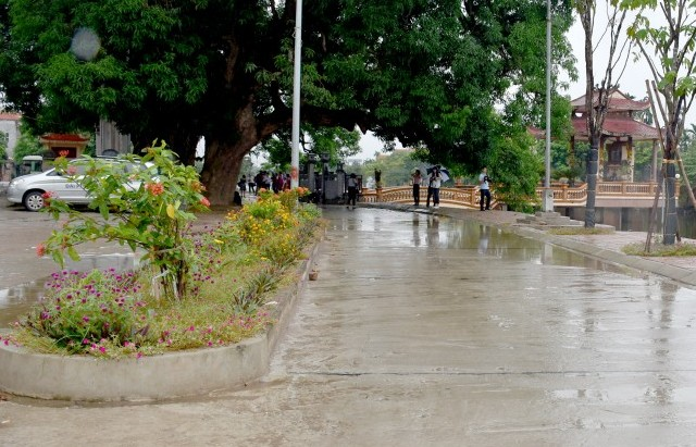 Huyện Phúc Thọ: 100% xã đã đạt chuẩn nông thôn mới