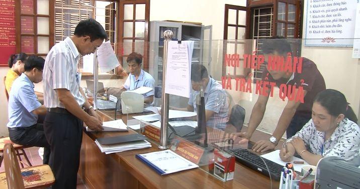 Đẩy mạnh công tác cải cách hành chính để nâng cao chất lượng phục vụ