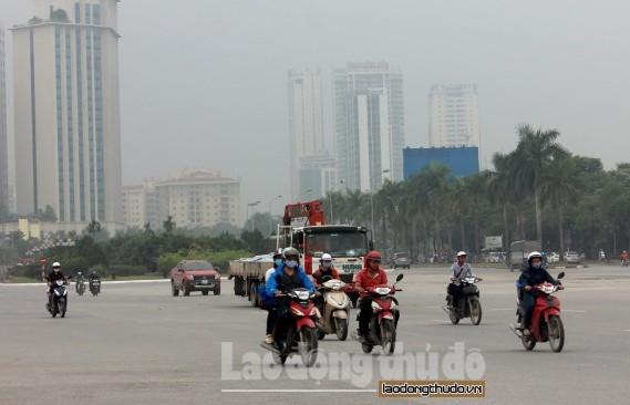 Hà Nội: Nhiều khu vực duy trì chất lượng không khí ở mức tốt