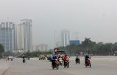 Hà Nội: Chất lượng không khí tuần qua  ở mức trung bình, kém