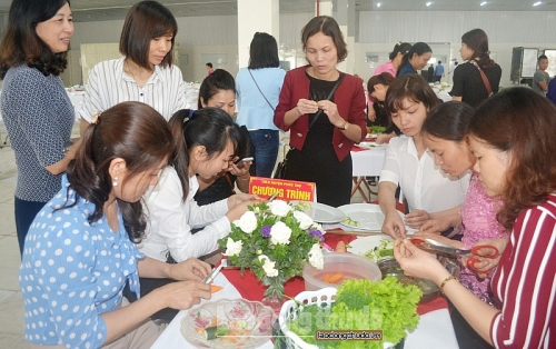 Thiết thực các hoạt động chăm lo lợi ích đoàn viên khối giáo dục