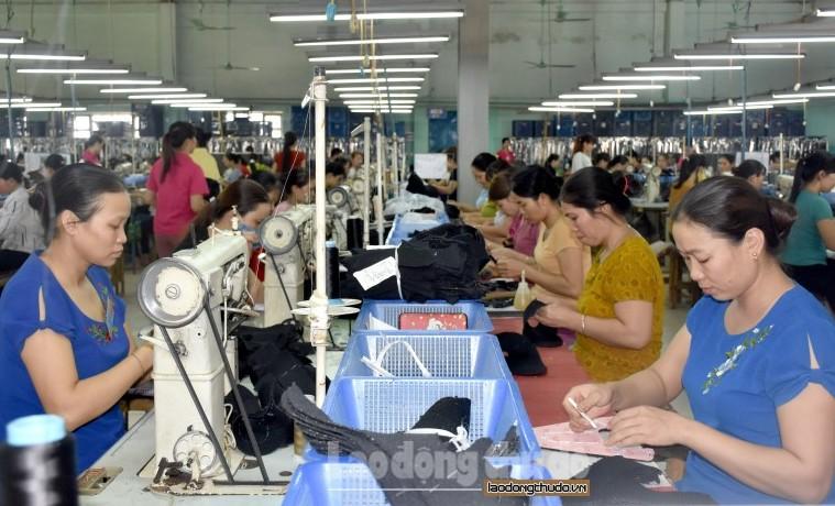 Công ty Cổ phần Giầy Ngọc Hà: Điểm tựa của người lao động vùng cao Tây Bắc