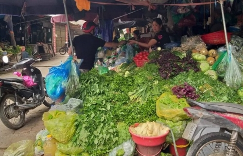 Chú trọng đảm bảo an toàn thực phẩm tại các chợ kinh doanh nông sản