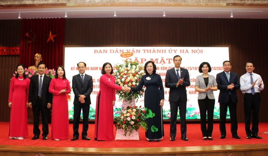 Phát huy vai trò công tác dân vận để tăng cường niềm tin của nhân dân đối với Đảng