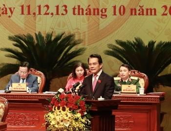 Danh sách Ủy ban Kiểm tra Thành ủy Hà Nội khóa XVII