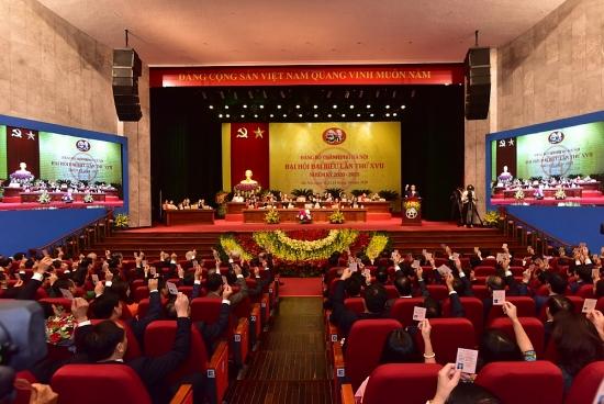Tin tưởng, kỳ vọng Nghị quyết của Đại hội sớm được hiện thực hóa